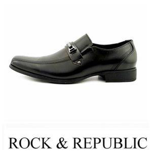 💕SALE💕Rock & Revival Black Slipon Loafers